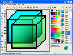 icon xp editor