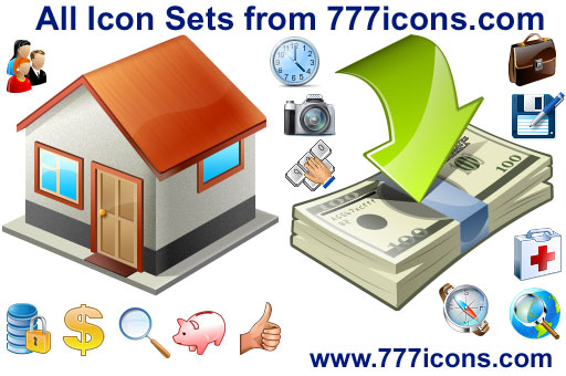 All Icons from 777icons.com