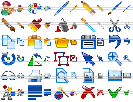 Click to view Design Icon Set 2012.1 screenshot