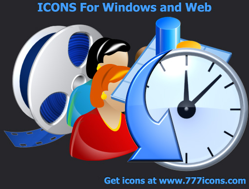 Windows 7 Icons for Windows and Web 2015.1 full