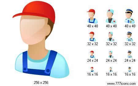 Job Icons