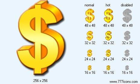 dollar icon. Dollar Icon Images