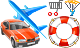 transport vista icons